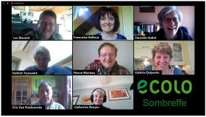 Sombreffe : Soutenant et disponibles, les élus locaux Ecolo en action !
